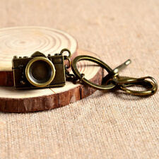 Cool Retro Camera Keychain Key Ring Accessories Bag Pendant Kid Gift Present