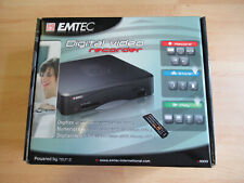 EMTEC N100, Digital Video Recorder & Converter, Digitizer