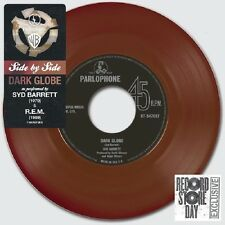 "R.E.M. / SYD BARRETT Dark Globe - 7"" / Purple Vinyl - Limited - RSD 2015"