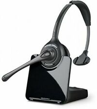 Plantronics CS510 Headsets - Black Over-the-Head monaural Wireless DECT 6.0