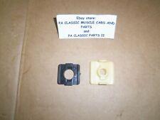 QUARTER GLASS TRACK 2 PIECE LOWER SLIDE 70-74 AAR CUDA T/A CHALLENGER R/T MOPAR