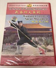 The Series of Wudang Martial Art: Wudang Series Longmen Spear Movement (DVD) New