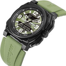 Infantry Revolution Dual Timer, Pilot Time Instrument (REVO-AD-07)