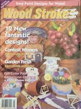 WOOD STROKES Magazine VOL. 2, Issue 4, No. 10. May, 1995 FREE SHIPPING