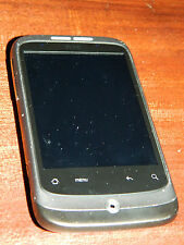 pour pièces FOR PARTS no garanty TELEPHONE portable HTC wildfire PC49100 mobile