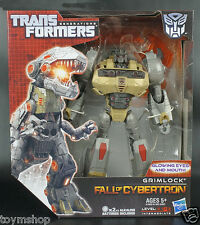 Transformers Generations Autobot Grimlock Fall of Cybertron V-Level 3C Figures