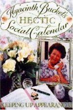 BOOK-Hyacinth Bucket's Hectic Social Calendar,Jonathan Rice, Roy Clar