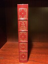 The Red And The Black by Stendahl - EASTON PRESS EDITION