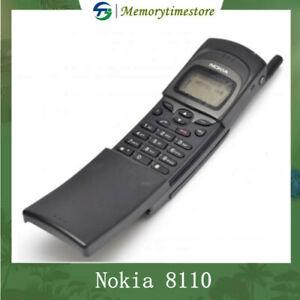 Nokia 8110 (1996) Original unlocked mobile phone Smartphonein Stock