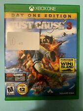 Just Cause 3 - Used - Xbox One -FREE S/H-(B64A)