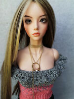 Resin Figures BJD 1/3 Doll Sweet Girl Free Eyes and Face Up Extra heel feet
