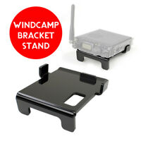 WINDCAMP Bracket Stand for Yaesu FT-818 817 Amateur Radio with 4 Rubber Feets