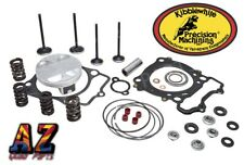 02-06 Honda CRF450R CRF 450R Kibblewhite Valves Titanium Springs Piston Cometic