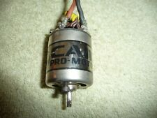 Vintage Rc Car Buggy Motor  rc10 , pan , carpet racer CAM PRO