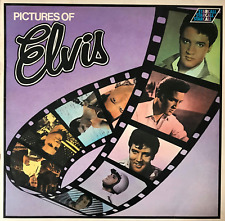 Elvis Presley ‎- Pictures Of Elvis (LP) (G-VG/VG-)