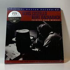 Elvis Costello Burt Bacharach MFSL Super Audio CD SACD Hybrid Numbered #'d 2000