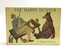 The Happy Hunter by Roger Duvoisin 1966