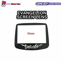 Gameboy Advance (GBA) Evangelion Glass Screen Lenses