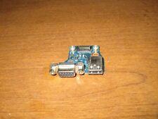 GENUINE!! DELL LATITUDE E6440 SERIES USB / VGA PORT BOARD 28X5F LS-9938P
