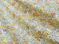 Liberty Of London Cotton 100% Tana Lawn 'Claire - Aude A' (per metre) dresses