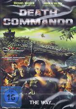 DVD NEU/OVP - Death Commando - Michael Madsen & Nikolai Valuev