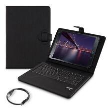 kwmobile Schutz Hülle für Samsung Galaxy Tab S2 8.0 Schwarz Kunstleder Keyboard