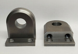 Heavy Duty Bolt on Clevis,Shackle,Hydraulic,Offroad,Cylinder,Mount,CNC,ATV