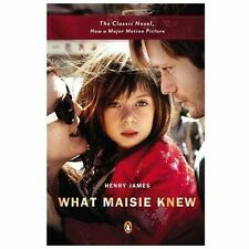 What Maisie Knew - Good - James, Henry - Paperback