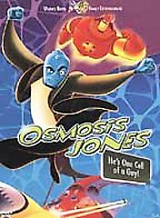 Osmosis Jones DVD Bobby Farrelly(DIR) 2001