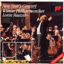 Neujahrskonzert 1994 (Sony) Wiener Philharmoniker/Lorin Maazel  [CD]