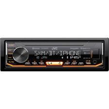 JVC KD-X360BTS Car Stereo Digital Media Receiver Bluetooth USB Aux
