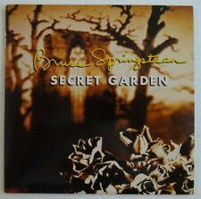 BRUCE SPRINGSTEEN : SECRET GARDEN (4'27) ♦ CD SINGLE PROMO ♦