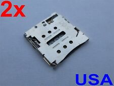 2X SIM Card Reader Tray Port Slot Holder for Huawei Honor MediaPad X1 7D-501u US