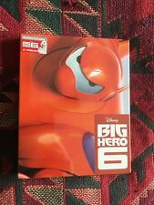Big Hero 6steelbook, blufans