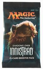 Shadows over Innistrad BOOSTER PACK INGLESE-Magic The Gathering Mtg Booster