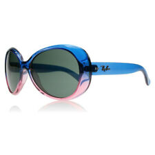 Sunglasses Ray Ban Junior 9048 175/71 52 Blue/Pink 100% Authentic New