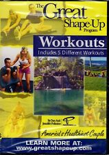 The Great Shape Up Program Workout Dvd New Sealed
