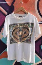 Vintage 90's FISHBONE Band Stone Cold Nutmeg Tour T Shirt Rock Large