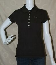"""NWOT Tommy Hilfiger Women's Polo Shirt Tops """"Slim Fit"""""""
