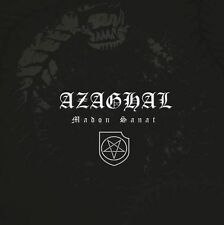 Azaghal - Madon Sanat CD 2015 black metal Finland Hammer of Hate
