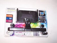 "NIP new Bauhn Accessories Tablet Headrest Mount fits 10.1"" screen rotates 360"