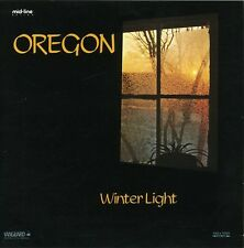 Winter Light - Oregon (2002, CD NEUF)