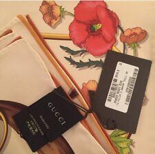 Gucci Scarf 100% Twill Silk 90 x 90