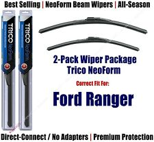 2-Pack Super-Premium NeoForm Wipers fits 2019+ Ford Ranger - 16260/160