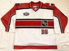 Authentic 2000-01 CCM Evgeni Nabokov Team World NHL All-Star Hockey Jersey