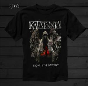 Katatonia-Night is the New Day-Progressive Rock, - Opeth T-Shirt Father Day
