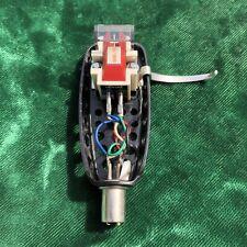 Audiophile Denon DL-300 Low Output MC Phono Cartridge On Sansui Headshell Rare