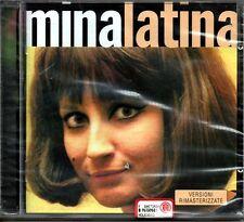 MINA MINA LATINA CD 1998 ITALY VERSIONI RIMASTERIZZATA SEALED
