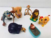 Disney Lion King Toy Lot Simba Timon Pumba Rafikki Lion Guard Character Toys Set