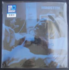 Ministry - Greatest Fits - Ltd Ed, Colored Vinyl, Numbered, 2XLP, 2018, Run Out